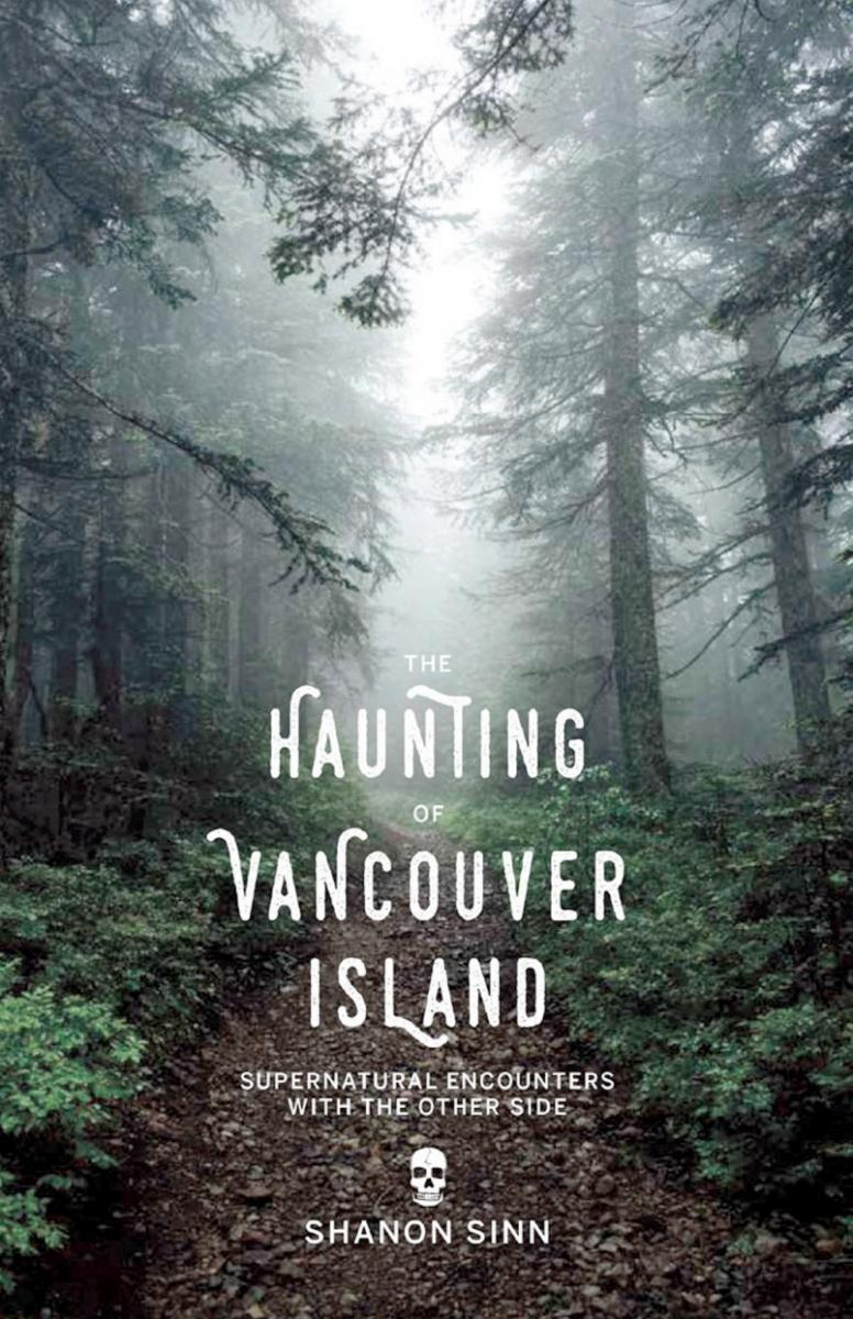 The Haunting of Vancouver Island Book Cover